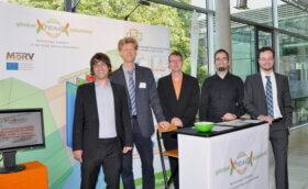 GTS founders and key staff at ESSDERC
