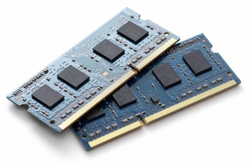 Image: dimm memory modules